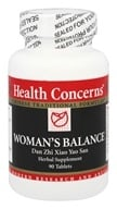 Health Concerns - Woman's Balance - 90 Tablet(s)