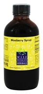 Wise Woman Herbals - Blueberry Syrup - 4