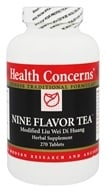 Health Concerns - Nine Flavor Tea - 270