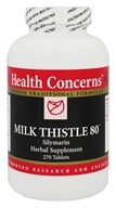 Health Concerns - Milk Thistle 80 - 270