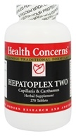 Health Concerns - Hepatoplex Two - 270 Tablet(s)