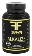 Freeman Formula - Alkalize pH Amplifier - 180
