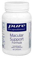 Pure Encapsulations - Macular Support Formula - 60