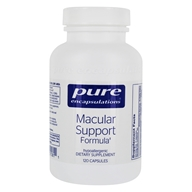 Pure Encapsulations - Macular Support Formula - 120