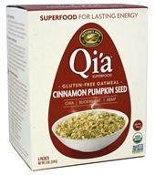 Nature's Path Organic - Qi'a Superfood Oatmeal Cinnamon