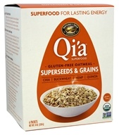 Nature's Path Organic - Qi'a Superfood Oatmeal Superseeds