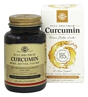 Solgar - Full Spectrum Curcumin - 30 Softgels