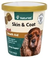 Skin & Coat Plus Breath Aid