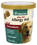 Aller-911 Allergy Aid Plus Antioxidants