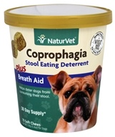 Coprophagia Stool Eating Deterrent Plus Breath Aid