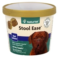 NaturVet - Stool Ease - 40 Soft Chews