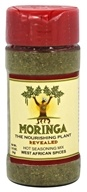 Moringa Hot Seasoning Mix with West African Spices
