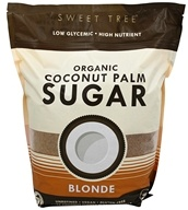 Organic Coconut Palm Sugar Blonde