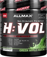 AllMax Nutrition - HVOL Hemanovol Ultra Concentrated Green