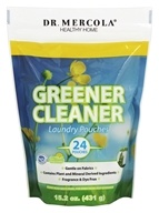 Dr. Mercola Premium Products - Greener Cleaner Laundry