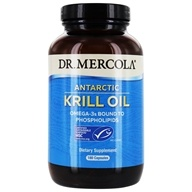 Dr. Mercola Premium Products - Krill Oil -