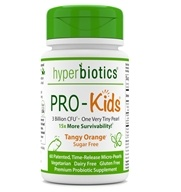 Hyperbiotics - Pro-Kids Probiotic Tangy Orange - 60