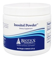 Biotics Research - Inositol Powder 5 g. -