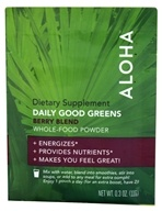 Aloha - Daily Good Greens Berry Blend -