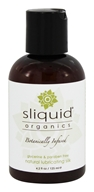 Sliquid - Organics Natural Lubricating Silk - 4.2