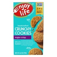 Enjoy Life Foods - Crunchy Cookies Sugar Crisp