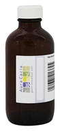 Aura Cacia - Empty Amber Glass Bottle -