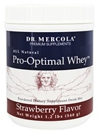 Dr. Mercola Premium Products - Pro-Optimal Whey All
