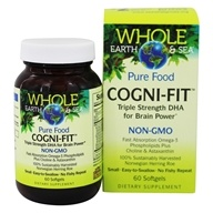 Whole Earth & Sea - Pure Food Cogni-Fit