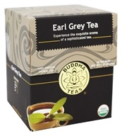 Buddha Teas - 100% Organic Herbal Earl Grey