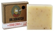 Dr. Squatch - Natural Bar Soap Cedar Citrus