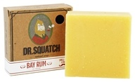 Dr. Squatch - Natural Bar Soap Bay Rum
