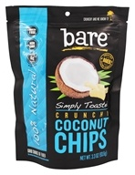 100% Natural Crunchy Coconut Chips