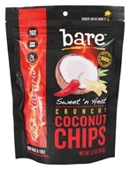Bare Fruit - 100% Natural Crunchy Coconut Chips