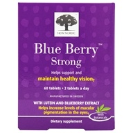 New Nordic - Blue Berry Eyebright - 60