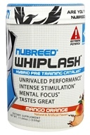 Nubreed Nutrition - Whiplash Mango Orange - 11.64