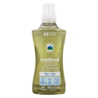 Method - Laundry Detergent 4x Concentrated Free +