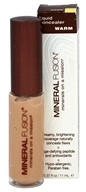 Mineral Fusion - Liquid Mineral Concealer Warm -