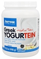 Jarrow Formulas - Gluten Free Greek Yogurtein French