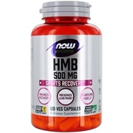 NOW Foods - HMB 500 mg. - 120