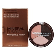Mineral Fusion - Eye Shadow Trio Rose Gold