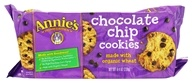 Annie's - Chocolate Chip Cookies - 8.4 oz.