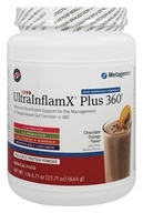 Metagenics - UltraInflamX Plus 360 Medical Food Chocolate