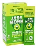 Jade Monk - Matcha Green Tea Powder Lime