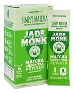 Jade Monk - Matcha Green Tea Powder Simply