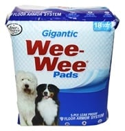 Four Paws - Wee Wee Gigantic Pads -