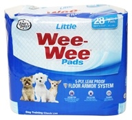 Four Paws - Little Wee Wee Pads -