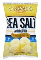 Cosmos Creations - Premium Puffed Corn Sea Salt