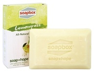 Soapbox Soaps - All Natural Bar Soap Lemongrass