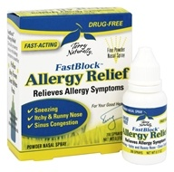 EuroPharma - Terry Naturally FastBlock Allergy Relief -