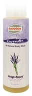 Soapbox Soaps - All Natural Body Wash Lavender